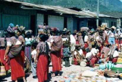 clown travel in Guatemala