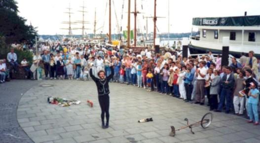Kiel, Germany festival performance