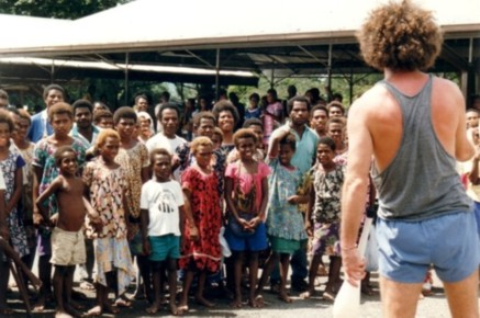 show performance Papua New Guinea