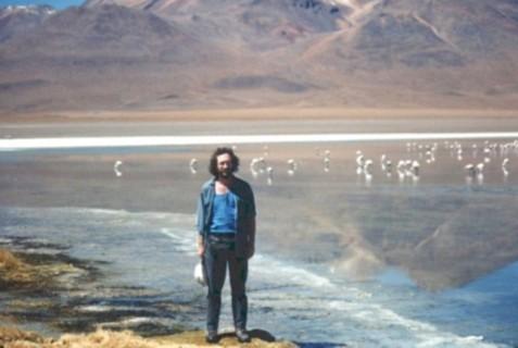 Bolivian salt flats travel