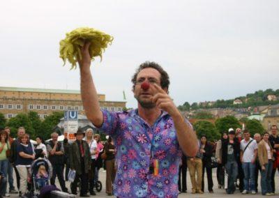 Clown Zuschauerbeteiligung Publikumbeteiligung