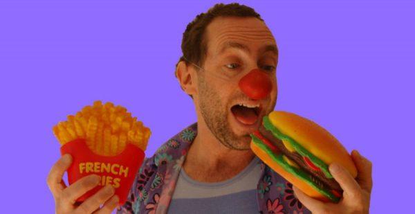 comedy program clown performance