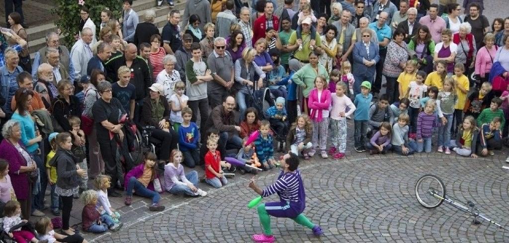 Clown für Shows, Unterhaltung